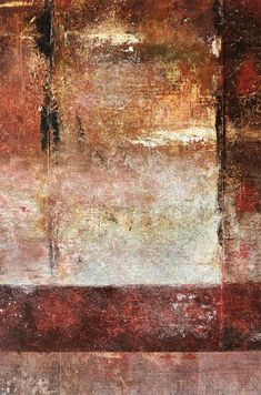 "27 /  FOSCA ROVELLI, ""Luminose armonie"", 2018, cera fredda e olio su carta, 20 x 30 cm."