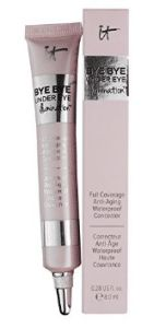 IT Cosmetics Bye Bye Under Eye Illumination Full Coverage Anti-Aging Concealer Best Under Eye Concealer, Best Concealer, Bye Bye, Anti Aging, Cosmetics, Eyes, Makeup, Top, Make Up