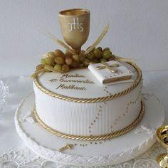 Resultado de imagen para bolo de primeira eucaristia em fortaleza