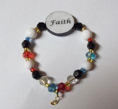 Inspiration words bracelet designs. $10