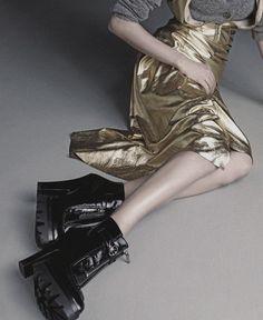 'Crazy Beautiful' Vogue Thailand September 2013.
