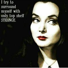 #topshelf I try to surround myself with only top shelf strange