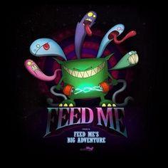 Feed Me - Feed Me's Big Adventure