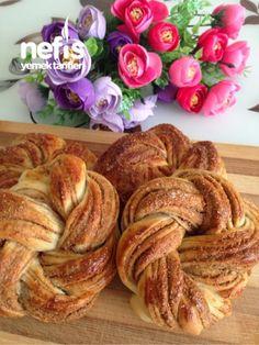 Haşhaşlı Çörek Turkish Recipes, Homemade Beauty Products, Baby Food Recipes, Brunch, French Toast, Health Fitness, Meat, Breakfast, Desserts