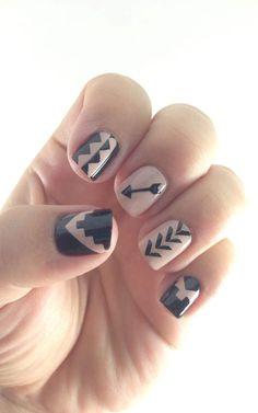 aztec nail #9