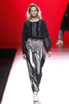 Fashion Week Madrid Otoño invierno 2016-2017