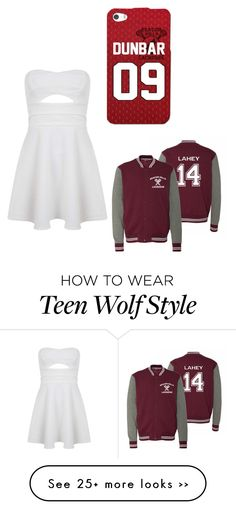 """teen wolf"" by kaylei-and-tyler-4ever on Polyvore"