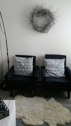 Diy-tuolien päällystys..
