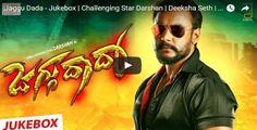 Jaggu Dada - Jukebox | Challenging Star Darshan | Deeksha Seth | V Harikrishna | Raghavendra Hegde