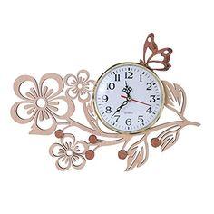 Giftgarden Five Petaled Flowers Wall Clock for Friends Gi... https://www.amazon.com/dp/B01N0UKIIA/ref=cm_sw_r_pi_dp_x_YT1Byb62TS70A