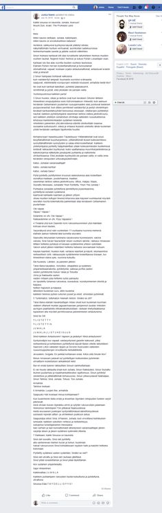 Screenshot: Jukka Niemi - Kaikki sinussa on kaunista, Jumala, Avaruus! You Sure, The Covenant, No Response, Love, Facebook, Israel, Mothers, Blessed, Gowns