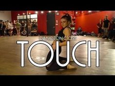 Little Mix - Touch | Brian Friedman Choreography | DanceOn Class - YouTube