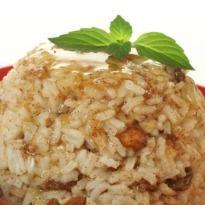 Gur Ke Chawal: Gur ke chawal is a rice dessert, sweetened with jaggery.
