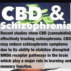 #CBDOIL #Schizophrenia