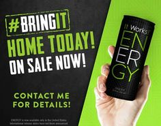 www.katloc23.myitworks.com Can't get through the day without it
