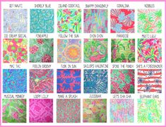 72 Best Lilly Prints Images In 2019 Lilly Pulitzer
