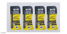Eyes ADS Eye Care 12 Hr Waterproof Kajal Pencil Black (Pack Of 4) Product Name: ADS Magic Kajal Yellow ( Pack Of 4 ) Brand Name: ADS Product Type: Kajal  Capacity: 0.35 gm Package Contains: It Has 4 Pack  Kajal Country of Origin: India Sizes Available: Free Size *Proof of Safe Delivery! Click to know on Safety Standards of Delivery Partners- https://ltl.sh/y_nZrAV3  Catalog Rating: ★3.9 (2966)  Catalog Name: Free Gift Ads Eye Care 12 Hr Waterproof Kajal Pencil Black Vol 5 CatalogID_441461 C51-SC1242 Code: 341-3206844-