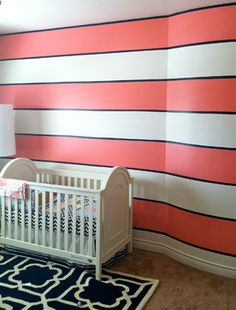 Straight Paint Lines - eclectic - kids - other metro - A Quality Paint Job