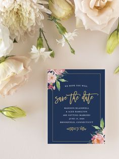 Standing Ovation Wedding Save the Date Cards Foil Save The Dates, Vintage Save The Dates, Blue Save The Dates, Unique Save The Dates, Wedding Save The Dates, Save The Date Cards, Luxury Wedding Invitations, Graduation Party Invitations, Engagement Party Invitations