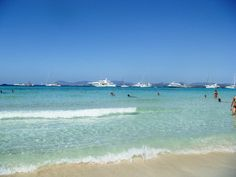 if you go to Ibiza you should definitely visit this island Ibiza, Island, Vacation, Beach, Water, Photography, Travel, Outdoor, Gripe Water