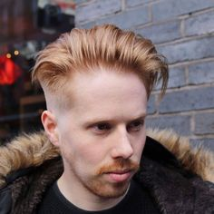 12 Hipster Mustache Styles for Modren Men - Be Snazzy Hipster Mustache, Mustache Styles, Men Hair Color, Red Highlights, Hair Loss Remedies, About Hair, Haircuts For Men, Summer Hairstyles, Hair Cuts