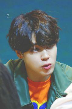 ○Jimin○ 03.06.18 BTS Mihwadang Fansign #FakeLove