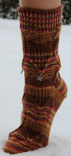 Bunte-Socken by Alwina Dieser - free