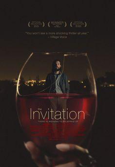 The invitation / Karyn Kusama 2016 EEUU; Suspense thriller; Journey into the broken mind of a grieving soul....Slow burner..but wait for it! Fantastic. #GameOfThrones #WalkingDead original