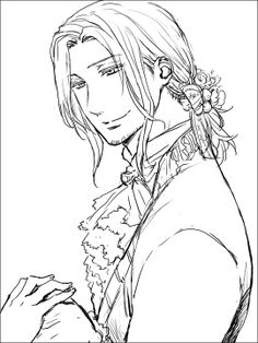 ((...Dammit Francis. Stop being so attractive.))