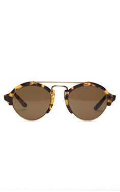 A Master Mix: Pretty Please Milan Tortoise Sunglasses