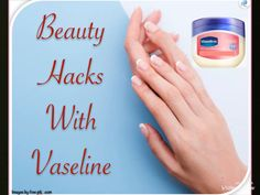 How you can use Vaseline different ways. Beauty Tips For Glowing Skin, Natural Beauty, Vasaline Uses, Benefits Of Vaseline, Healthy Skin Tips, Face Skin, Good To Know, Skin Care Tips, Beauty Products