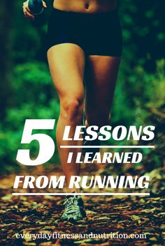 5 Lessons I Learned
