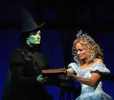 Two of the most talented women to ever step onto a Broadway stage! They are Tony winners after all!