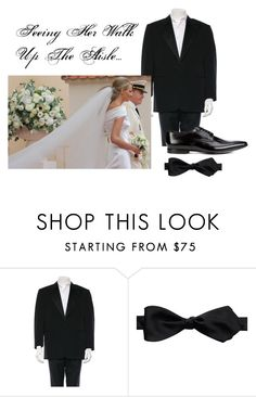 """Being the Groom"" by rac-ren on Polyvore featuring Ralph Lauren Purple Label, Bonobos, Paul Smith, men's fashion, menswear, wedding and truelove"