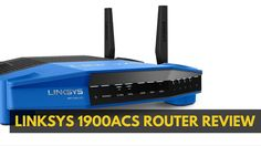 Linksys WRT1900ACS Router Review