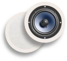 Polk Audio RC60i High Performance In-Ceiling Speakers (Pair)