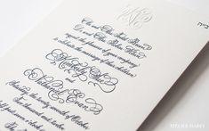 Classic Luxury Wedding Invitations