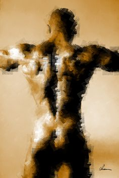 Male Nude #2