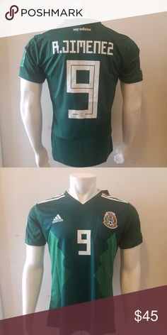 d298b412fcf RAUL JIMENEZ MEXICO HOME JERSEY WORLD CUP 2018 RAUL JIMENEZ MEXICO HOME  JERSEY WORLD CUP 2018