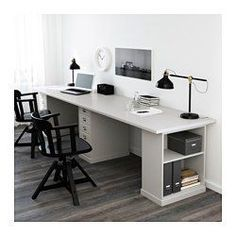 ikea home office overview with wall cabinet ikea home office pinterest ikea office ikea. Black Bedroom Furniture Sets. Home Design Ideas