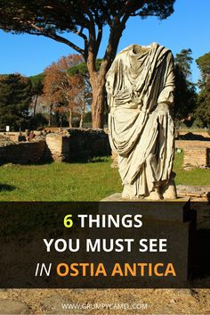 A Quick Guide to Ostia Antica, Italy: http://www.grumpycamel.com/a-quick-guide-to-ostia-antica