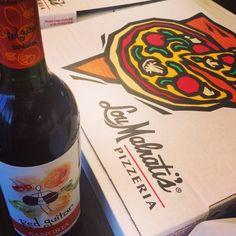 "@PSLilyBoutique on Instagram: ""Serious eating. @ibakefilm #loumalnatis #chicago #deepdish #pizza #redguitar #sangria #eeeeeats #food #dinner #foodie #instadaily #foodstagram #nomnomnom #foodporn #sippin #instafood"""