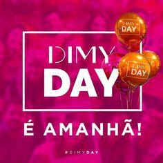 Gente tenho um convite mais que especial pra vocês! Amanhã na @requintemodasjgua acontece o Dimy Day e estarei por lá pra receber vocês e mostrar todas as novidades lindas da @dimyoficial pra coleção de verão 16/17.  Vou amar recebê-las e fofocar muito com todas vocês! O evento acontece das 16h às 18h. Vamos gatas?!?  #dimyday #mbnarequinte