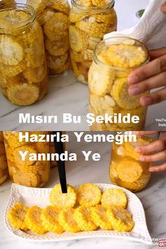 Turkish Kitchen, Food Presentation, Food Art, Bagel, Food And Drink, Appetizers, Homemade, Snacks, Pickling