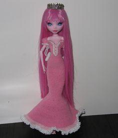 Princess Bubblegum's dress.   Flickr - Photo Sharing!