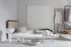 Soft tones - via Coco Lapine Design