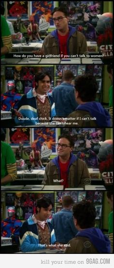 The Big Bang Theory! =D