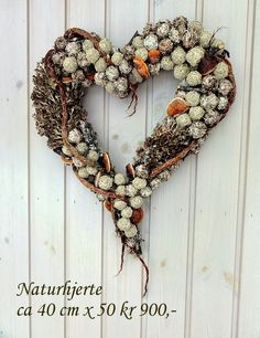 Atelier Kari naturdekorasjoner og kranser: BitteLiten Nettbutikk