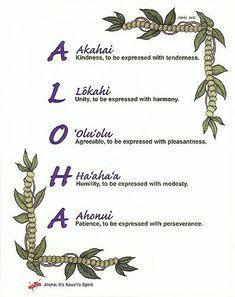 aloha tattoos hawaiian sayings \ aloha tattoos hawaiian sayings