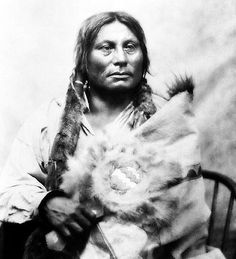 Gall was born in South Dakota in 1840. A member of the Hunkpapa Sioux tribe he developed a reputation as a successful war leader and played a significant role in the defeat of General George A. Custer at the Little Bighorn. He also led the warriors against Major Marcus Reno and his men.